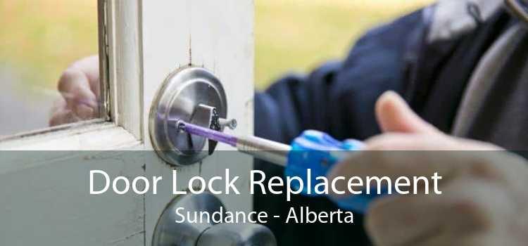 Door Lock Replacement Sundance - Alberta