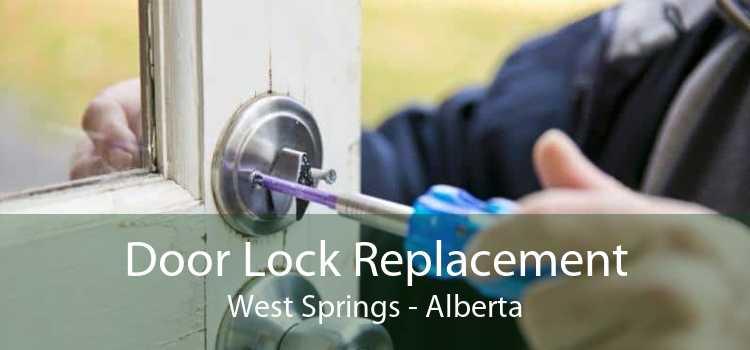 Door Lock Replacement West Springs - Alberta