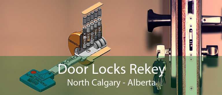 Door Locks Rekey North Calgary - Alberta