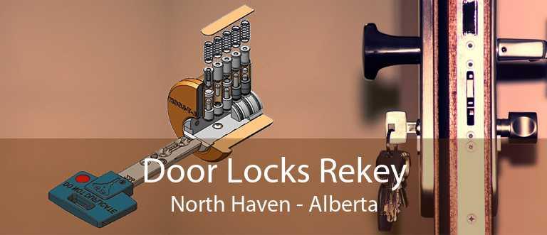 Door Locks Rekey North Haven - Alberta