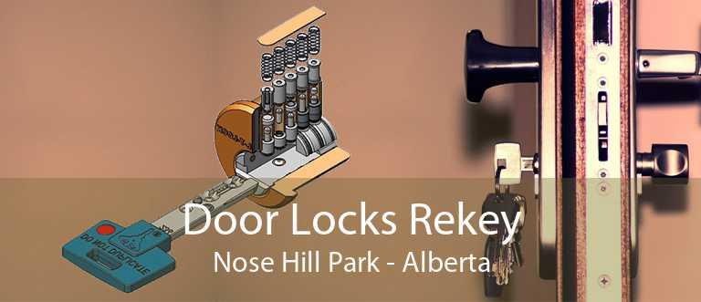 Door Locks Rekey Nose Hill Park - Alberta