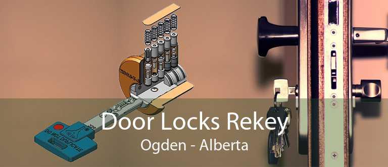 Door Locks Rekey Ogden - Alberta