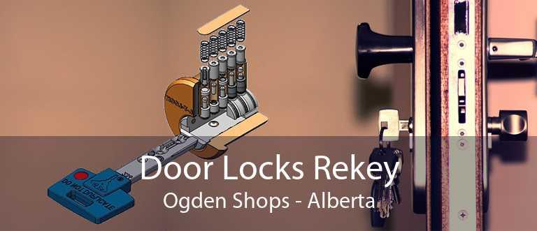 Door Locks Rekey Ogden Shops - Alberta