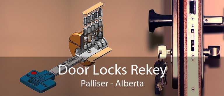 Door Locks Rekey Palliser - Alberta