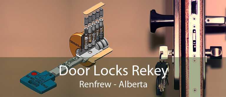 Door Locks Rekey Renfrew - Alberta