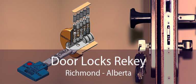 Door Locks Rekey Richmond - Alberta