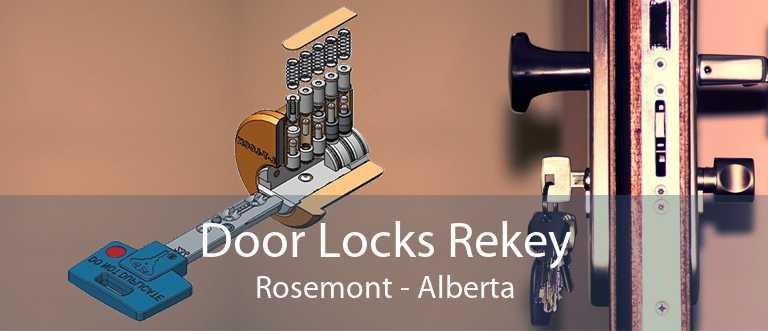 Door Locks Rekey Rosemont - Alberta
