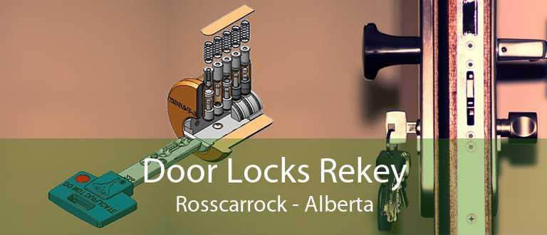 Door Locks Rekey Rosscarrock - Alberta