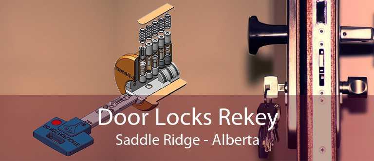 Door Locks Rekey Saddle Ridge - Alberta