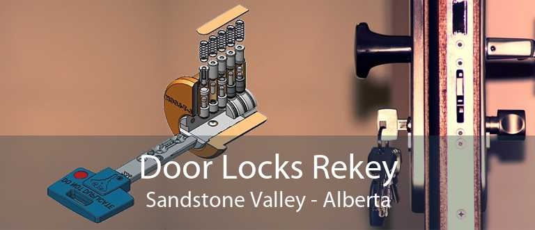 Door Locks Rekey Sandstone Valley - Alberta