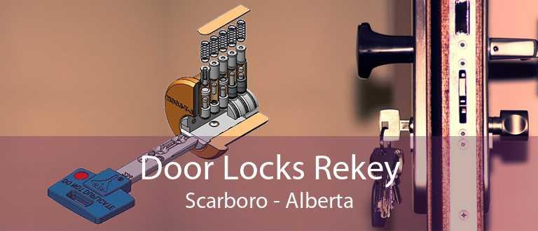 Door Locks Rekey Scarboro - Alberta
