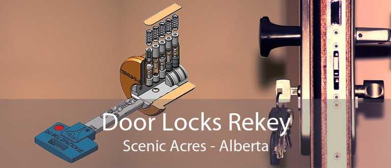 Door Locks Rekey Scenic Acres - Alberta