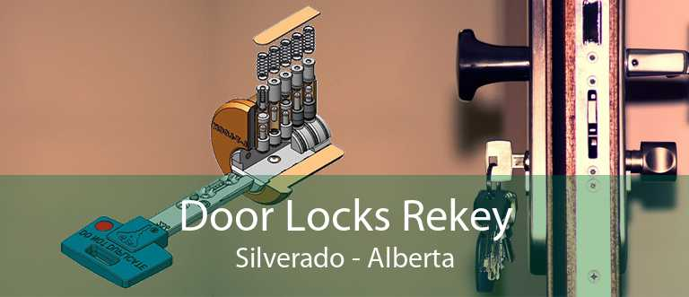 Door Locks Rekey Silverado - Alberta