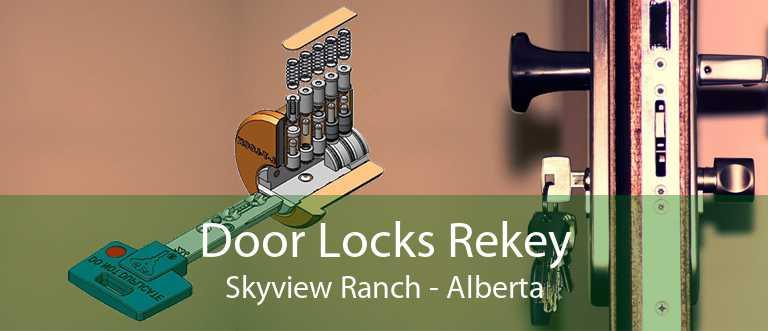 Door Locks Rekey Skyview Ranch - Alberta