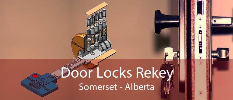 Door Locks Rekey Somerset - Alberta