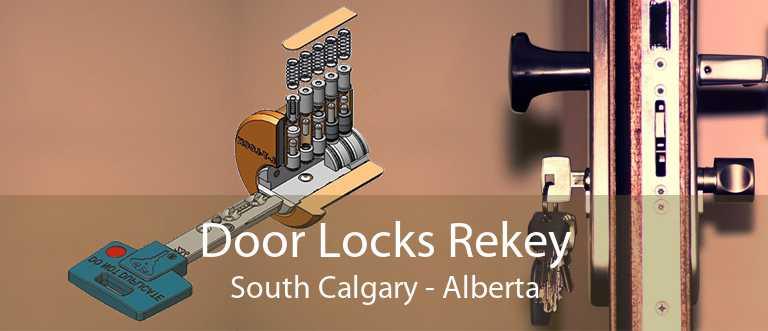 Door Locks Rekey South Calgary - Alberta