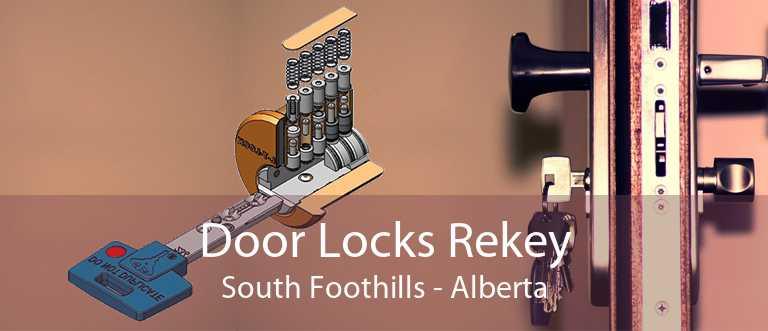 Door Locks Rekey South Foothills - Alberta