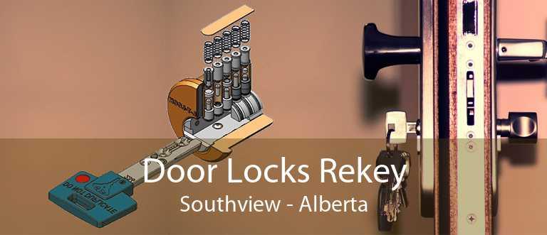 Door Locks Rekey Southview - Alberta