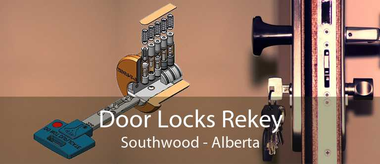 Door Locks Rekey Southwood - Alberta