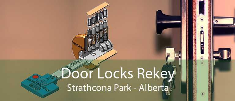 Door Locks Rekey Strathcona Park - Alberta