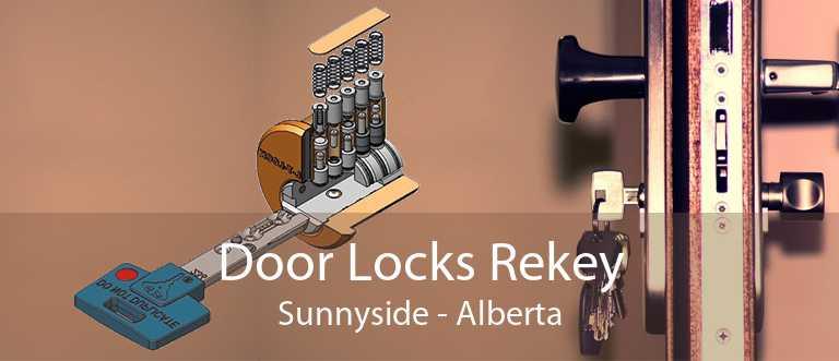 Door Locks Rekey Sunnyside - Alberta