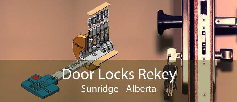 Door Locks Rekey Sunridge - Alberta