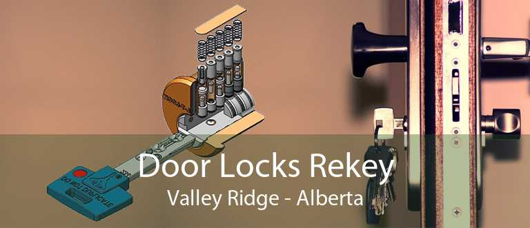 Door Locks Rekey Valley Ridge - Alberta