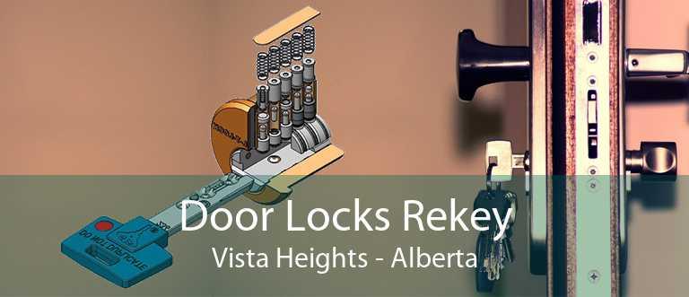 Door Locks Rekey Vista Heights - Alberta