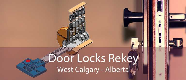 Door Locks Rekey West Calgary - Alberta