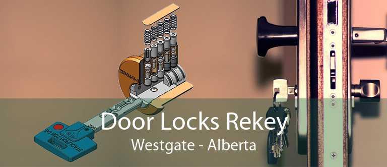 Door Locks Rekey Westgate - Alberta