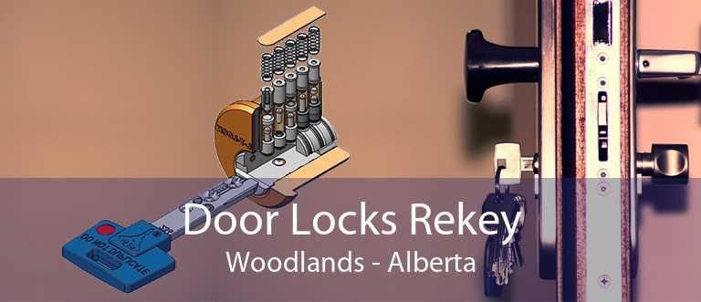 Door Locks Rekey Woodlands - Alberta