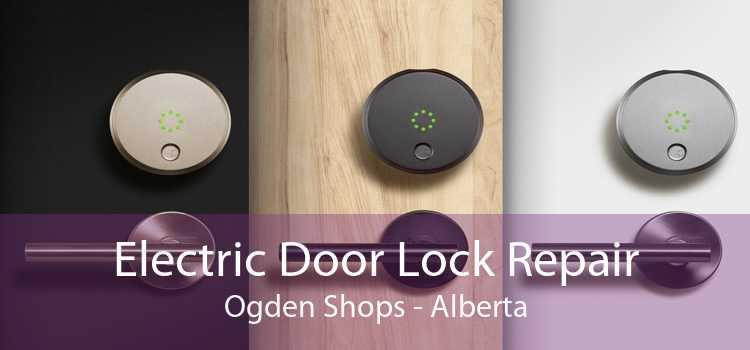 Electric Door Lock Repair Ogden Shops - Alberta