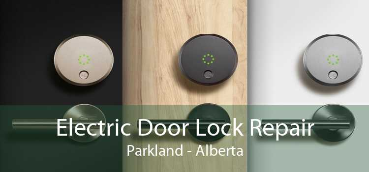 Electric Door Lock Repair Parkland - Alberta