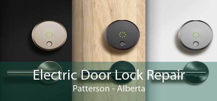 Electric Door Lock Repair Patterson - Alberta