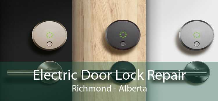Electric Door Lock Repair Richmond - Alberta