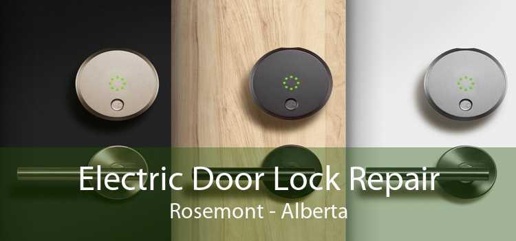 Electric Door Lock Repair Rosemont - Alberta