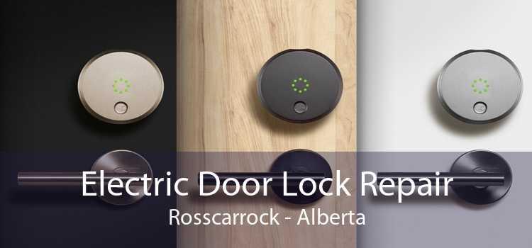Electric Door Lock Repair Rosscarrock - Alberta