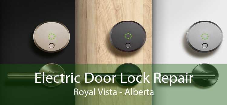 Electric Door Lock Repair Royal Vista - Alberta