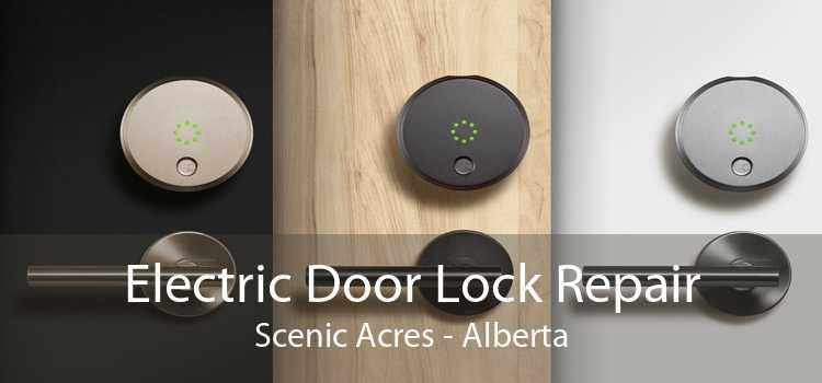 Electric Door Lock Repair Scenic Acres - Alberta
