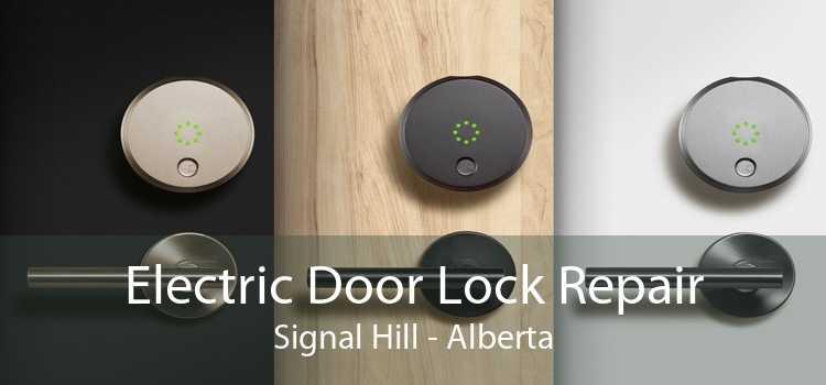 Electric Door Lock Repair Signal Hill - Alberta