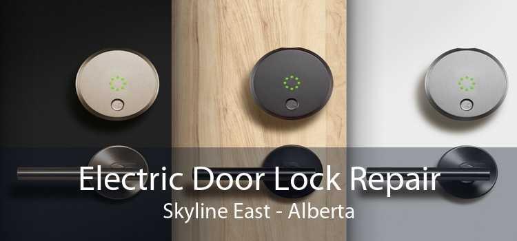 Electric Door Lock Repair Skyline East - Alberta