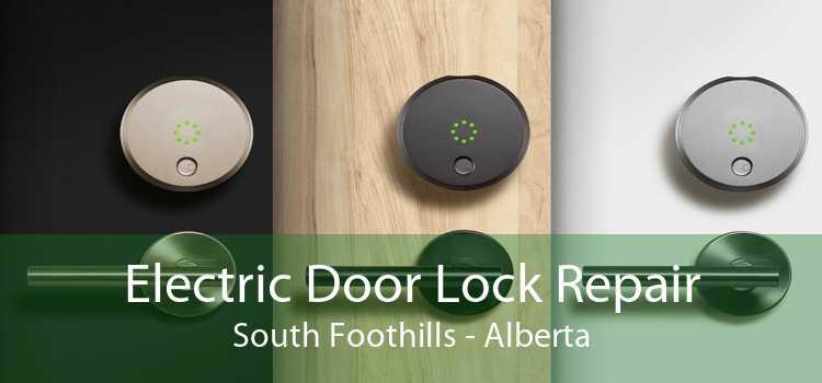Electric Door Lock Repair South Foothills - Alberta