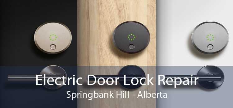 Electric Door Lock Repair Springbank Hill - Alberta