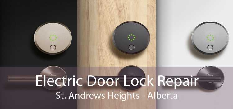 Electric Door Lock Repair St. Andrews Heights - Alberta