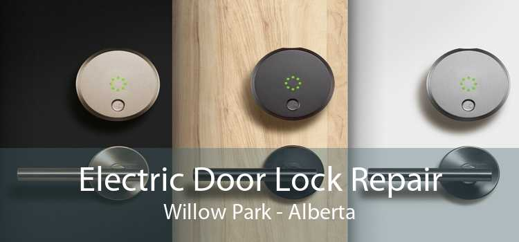 Electric Door Lock Repair Willow Park - Alberta