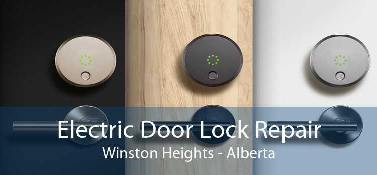 Electric Door Lock Repair Winston Heights - Alberta