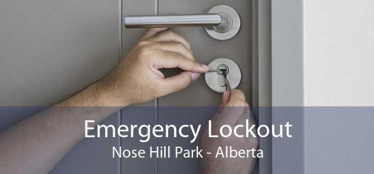 Emergency Lockout Nose Hill Park - Alberta