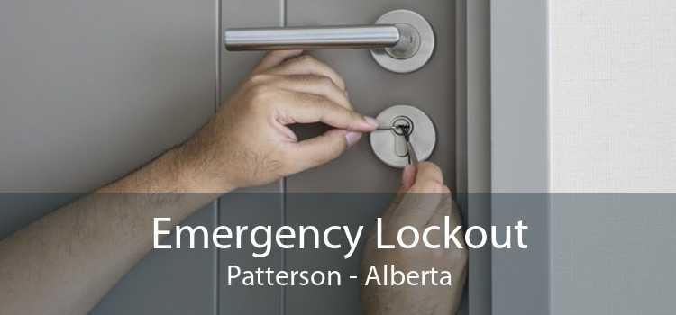Emergency Lockout Patterson - Alberta