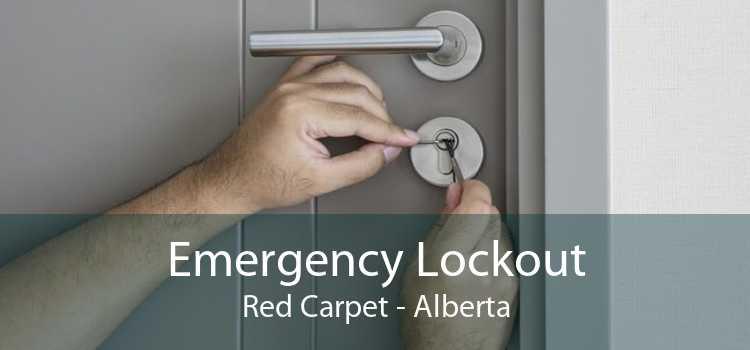 Emergency Lockout Red Carpet - Alberta