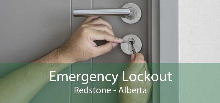 Emergency Lockout Redstone - Alberta